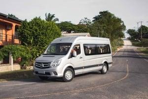 Belize: Belize City to/from San Ignacio Shuttle Transfer