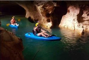 Belize City: 5-Hour Cave Kayaking Tour