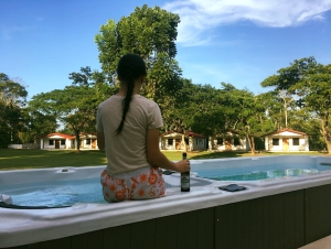 Belize Roaring River Golf  & Accommodations