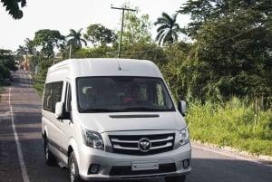 Belize: San Ignacio to/from Placencia or Hopkins Shuttle