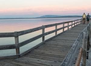 Black Point Lake - Punta Negra Lake