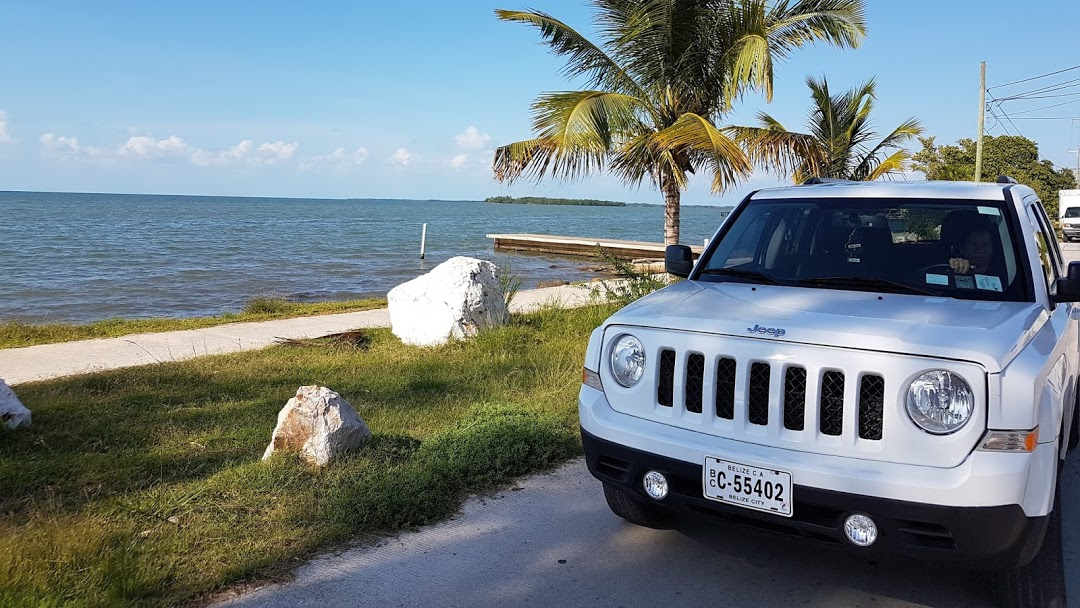 Best car rental companies in Belize