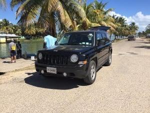 Car One Rental Belize