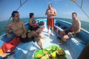 Caye Caulker: Hol Chan Marine Reserve Small-Group Tour