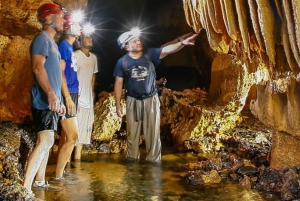 From Belize City: Day Trip to Actun Tunichil Muknal Cave