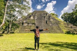 From San Ignacio: Tikal Maya Site Day-Trip with Local Lunch