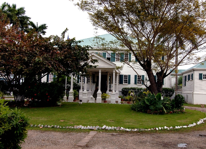 Government House Belize