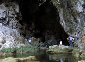 Hokeb Ha Cave