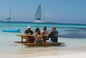 Placencia: Laughing Bird Caye Premium Sailing & Snorkeling