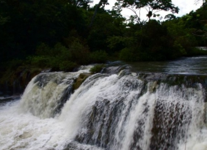 Rio Blanco Waterfall