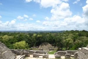 San Ignacio: Caracol Maya Ruins & Waterfall Tour with Lunch