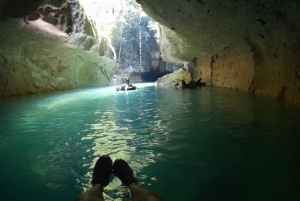 San Ignacio: Cave Tubing with Lunch & Optional Zipline