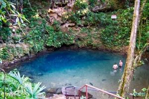San Ignacio: Crystal Cave & Blue Hole National Park + Lunch
