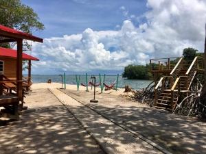 Seaside Chateau Belize