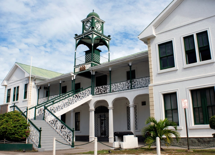 Supreme Court of Belize Building