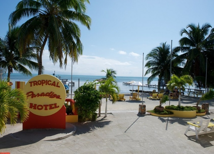 Tropical Paradise Hotel and Restaurant