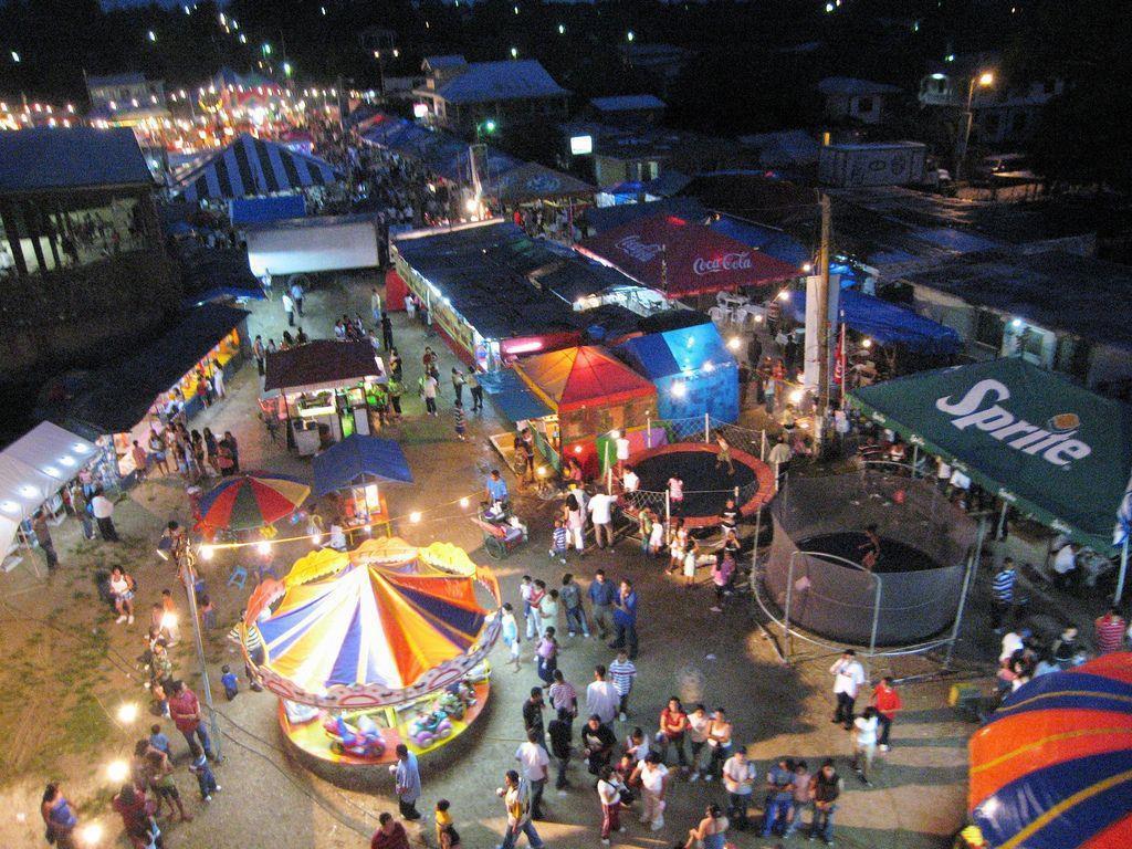Fiesta Benque Viejo del Carmen