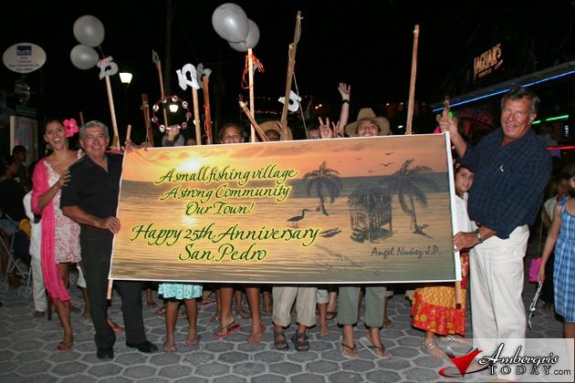 San Pedro Township Celebrations