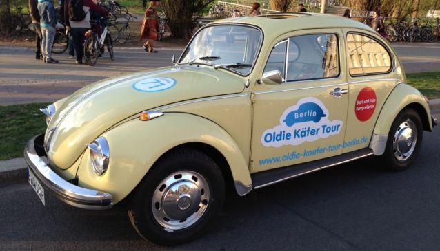 Berlin Oldie Käfer Tours