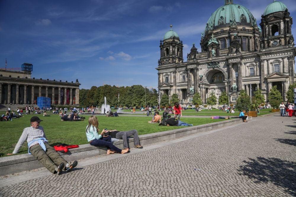 Flohmarkt berliner dom