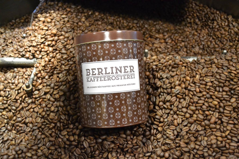 Berliner Kaffeerösterei - Coffee Roastery