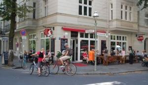Café Blume an der Hasenheide