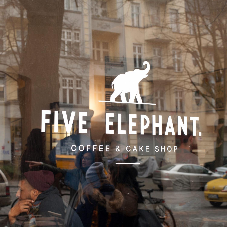 Five Elephant - Coffee Roastery