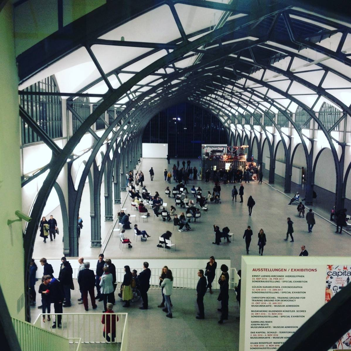 Hamburger Bahnhof in Berlin   My Guide Berlin
