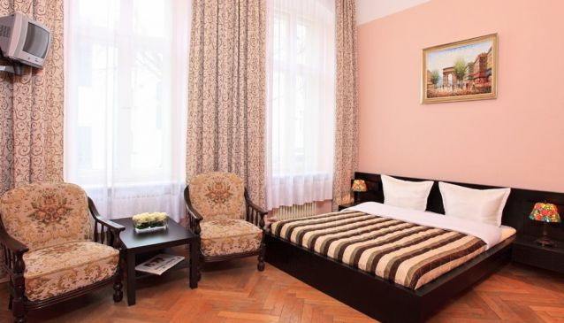 Hotel Pension Cortina