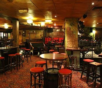 Irish Pub in Europa-Center