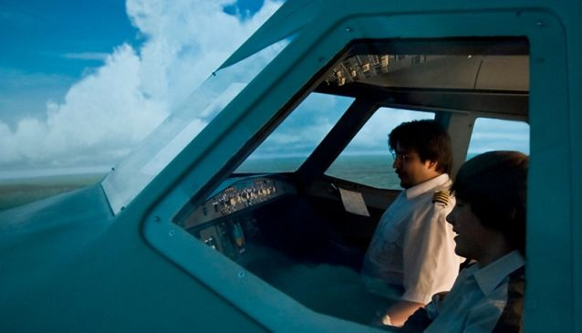 Jetsim - Flight Simulator