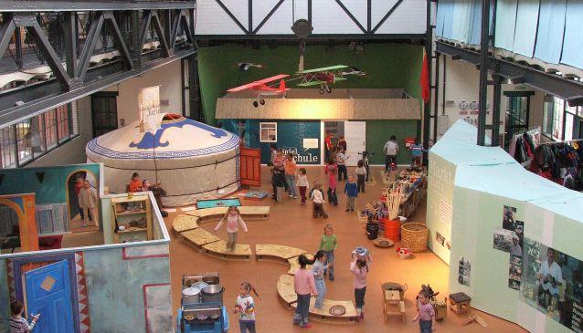 Labyrinth Children's Museum