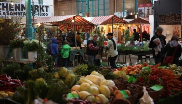 Best Markets in Berlin