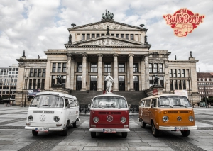 Old Bulli Berlin - Sightseeing Tours