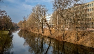 Parks and Gardens Along the River Spree