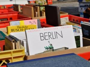 Antik und Buchmarkt am Bodemuseum