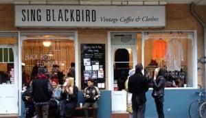 Sing Blackbird