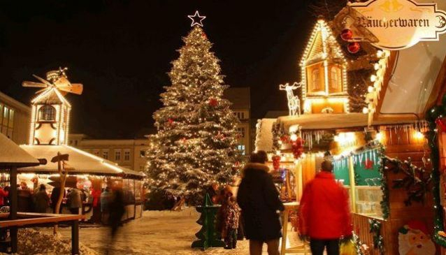Best Christmas Markets in Berlin 2017