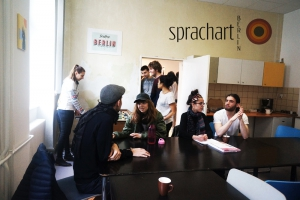 sprachart BERLIN