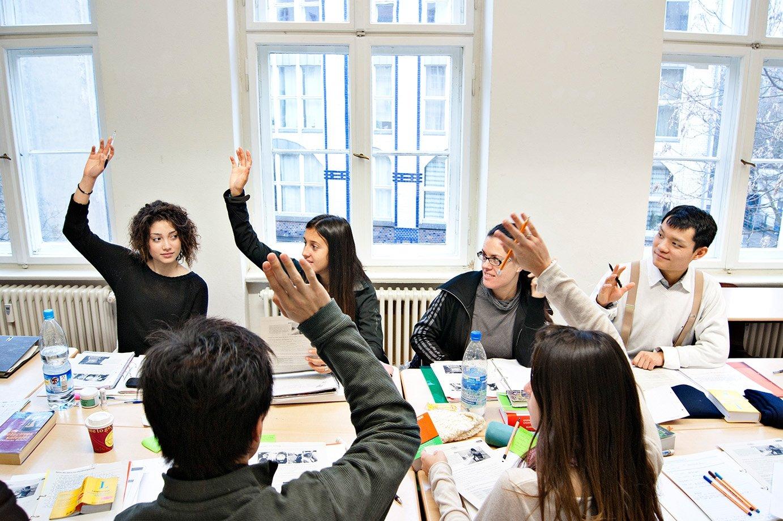 Sprachenatelier Berlin - institute for languages, arts and culture