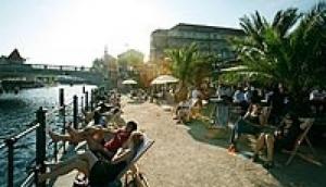 Strandbar Mitte