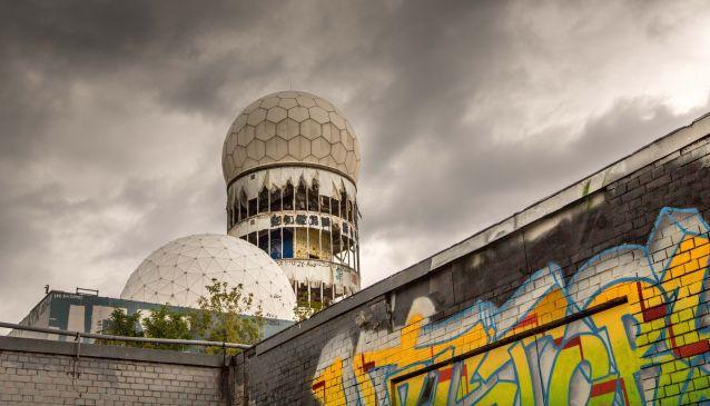 Teufelsberg Abandoned Spy Station
