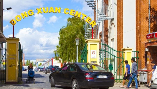The Dong Xuan Centre