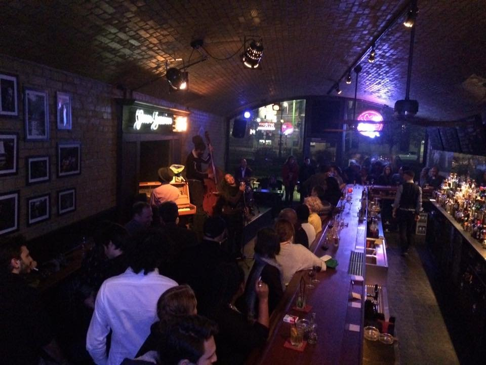 The Hat Bar