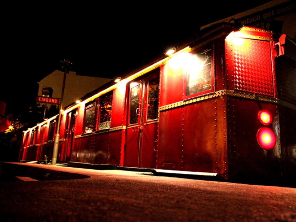 Train Cocktailbar