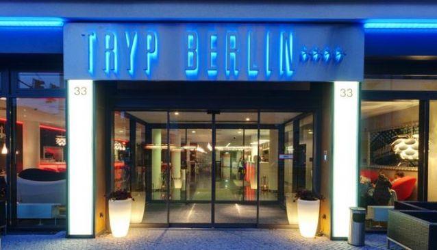 TRYP Berlin Mitte Hotel