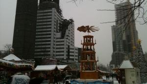 Weihnachtsmarkt am Gedachtniskirche Market