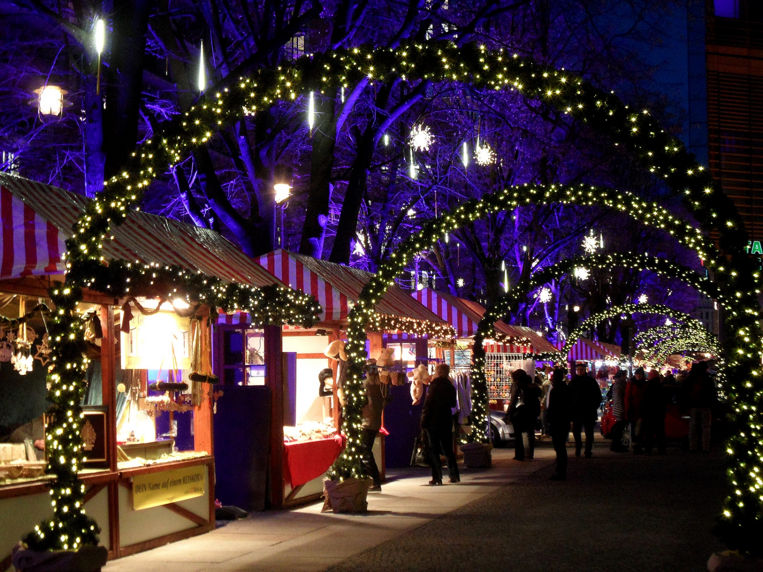 Best Christmas Markets in Berlin 2018