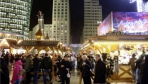 Winterwelt am Potsdamer Platz Christmas Market