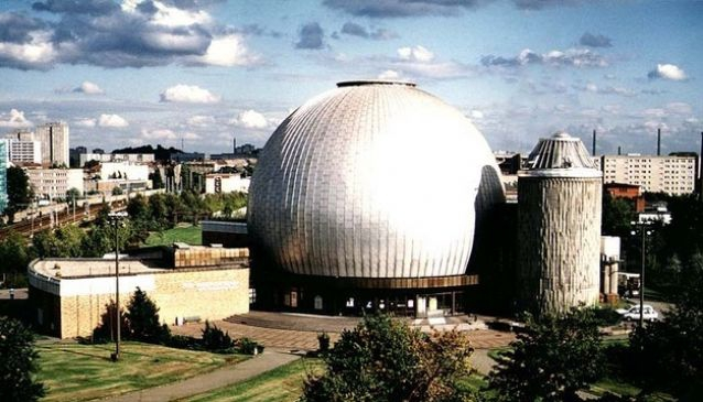 Zeiss Great Planetarium